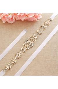 Elegant Bridal Beaded Belt