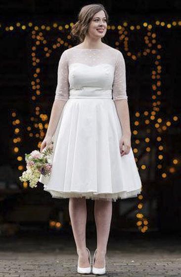 Cheap Cocktail Wedding Dresses Short Wedding Dresses June Bridals